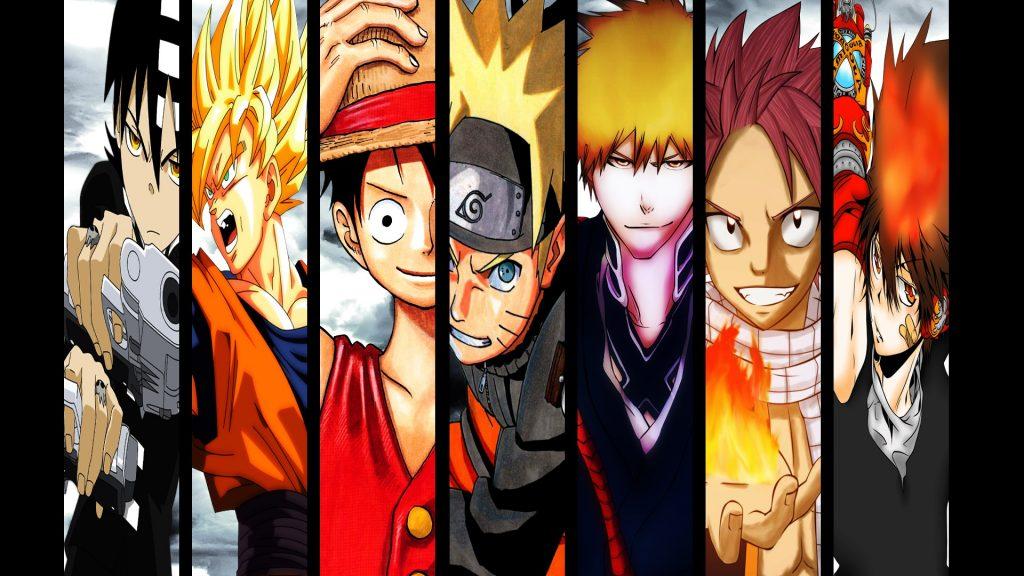 abertura de animes