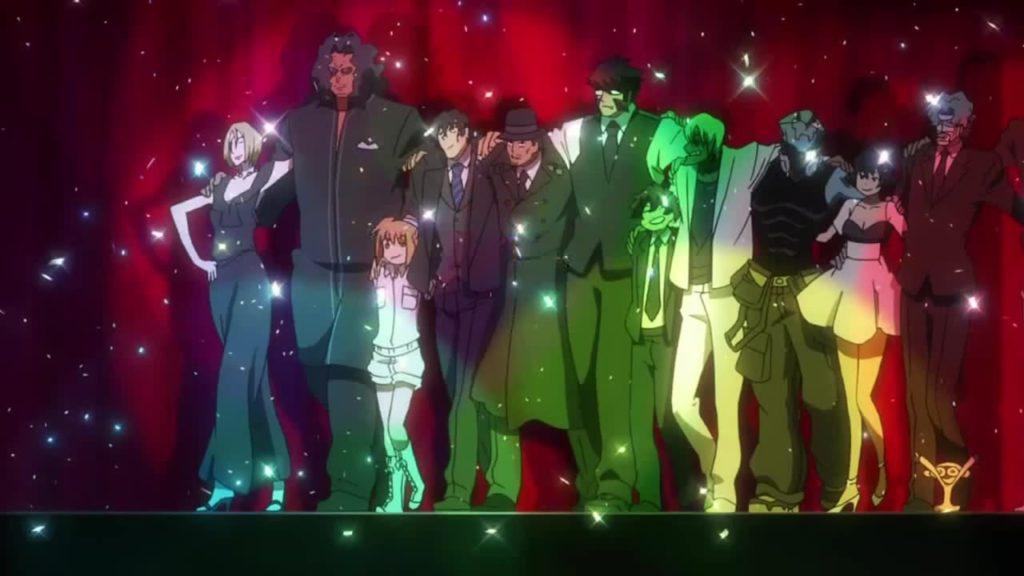 ending anime