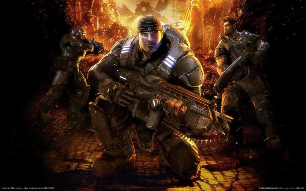 filme Gears of War